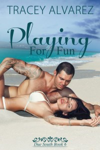 Playing For Fun E-Book Cover